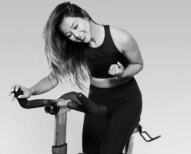 stationary cycle workout